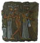 Wall Plaque - Musicians